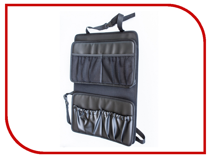 Органайзер АвтоБра 5108 Black - на спинку переднего сиденья