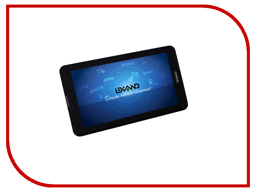 Навигатор Lexand SB7 HD Black