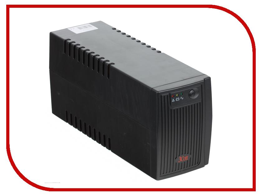 Источник бесперебойного питания 3Cott Micropower 850VA 480W
