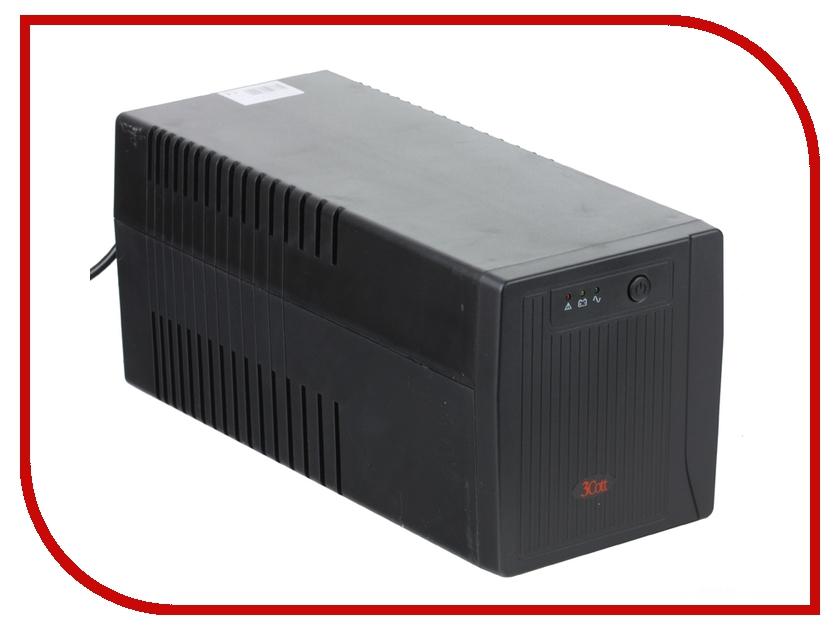 Источник бесперебойного питания 3Cott Micropower 1000VA 600W источник бесперебойного питания 3cott 800va 3se