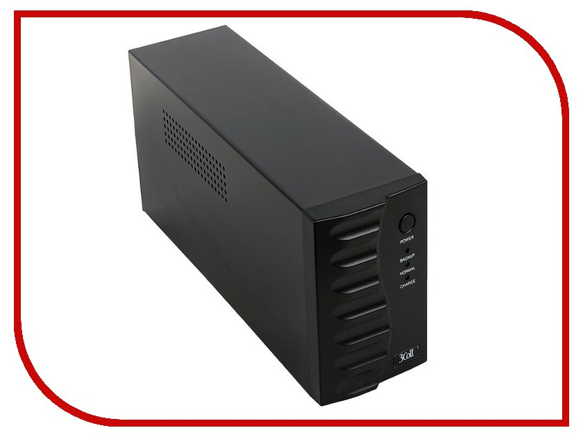 Источник бесперебойного питания 3Cott 3C-600-MCI 600VA 360W источник бесперебойного питания cyberpower value line interactive 600va 360w value600ei b