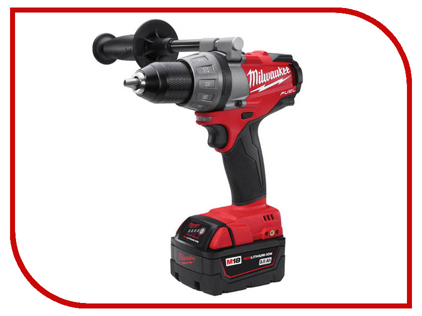 Электроинструмент Milwaukee M18 CDD-402C FUEL миостимулятор m 18 gess m18