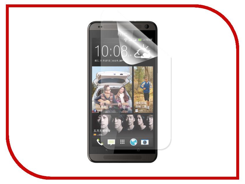 Аксессуар Защитная пленка HTC Desire 700 Media Gadget Premium антибликовая MG824<br>