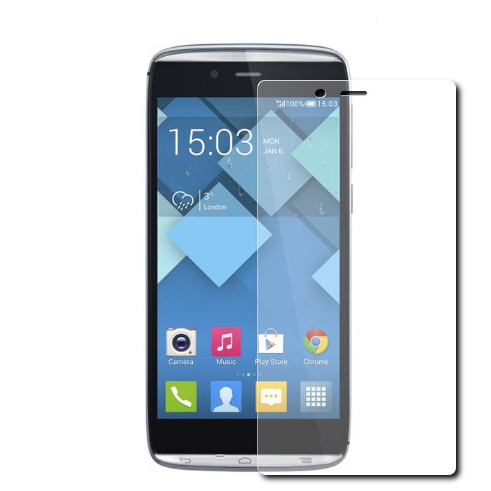 Аксессуар Защитная пленка для Alcatel OneTouch IDOL Alpha Media Gadget Premium прозрачная MG986 аксессуар защитная пленка huawei ascend g6 4g media gadget premium mg605