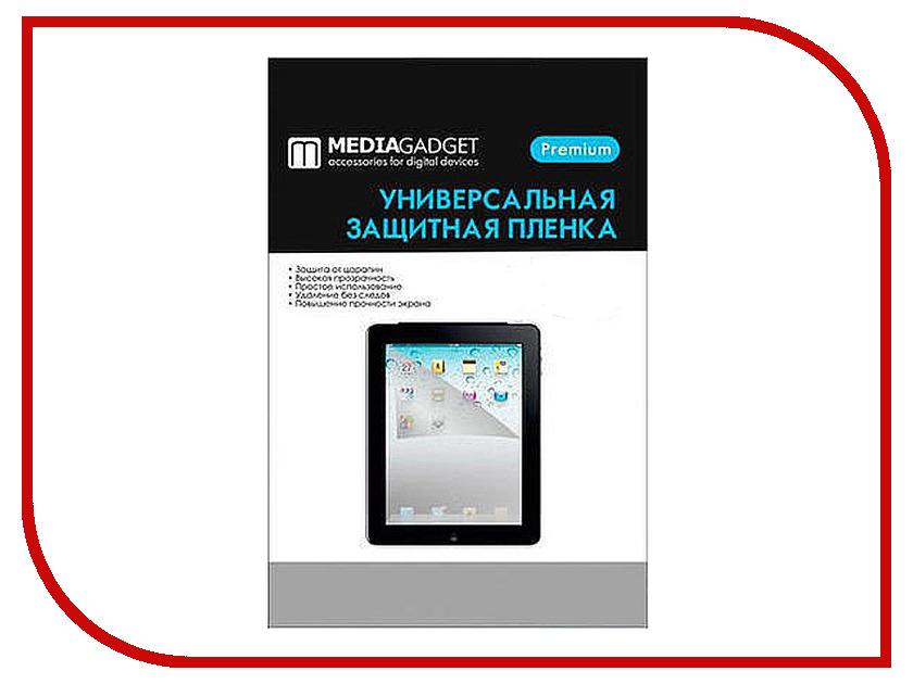 Аксессуар Защитная пленка Alcatel OneTouch POP D5 5038D Media Gadget Premium прозрачная MG998 смартфон alcatel onetouch 6055k idol 4 gold black