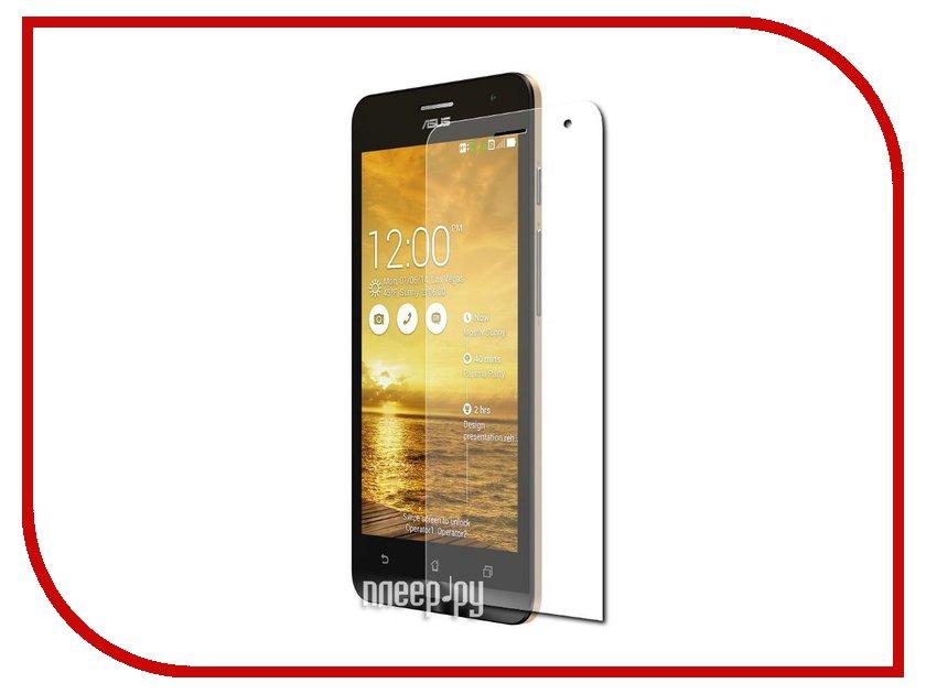 Аксессуар Защитная пленка ASUS Zenfone 6 Media Gadget Premium прозрачная MG1006<br>