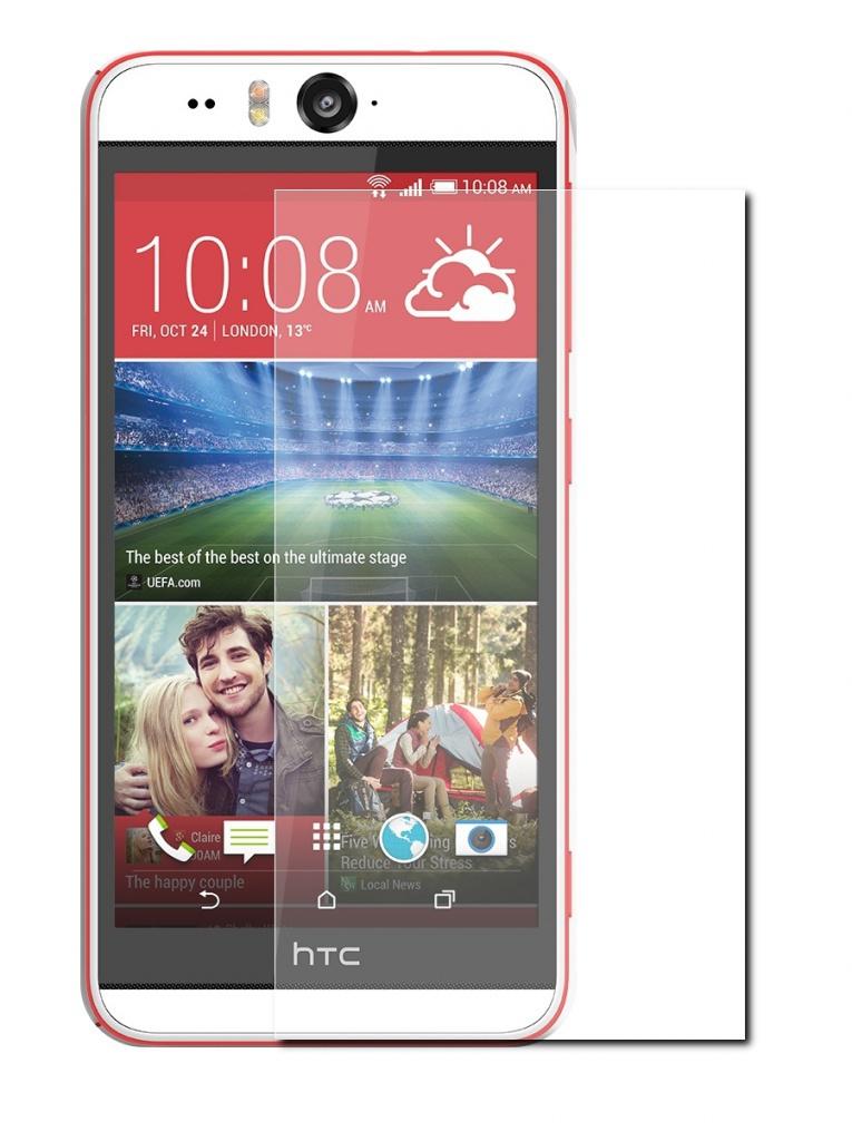Аксессуар Защитная пленка HTC Desire Eye Media Gadget Premium прозрачная MG1052<br>