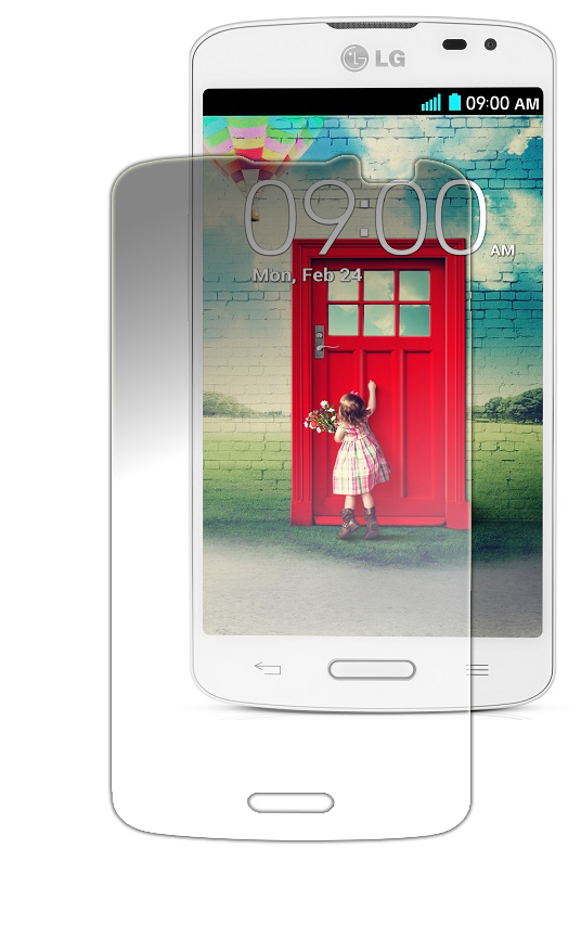 Аксессуар Защитная пленка Media Gadget для LG F70 D315K Premium антибликовая MG1075