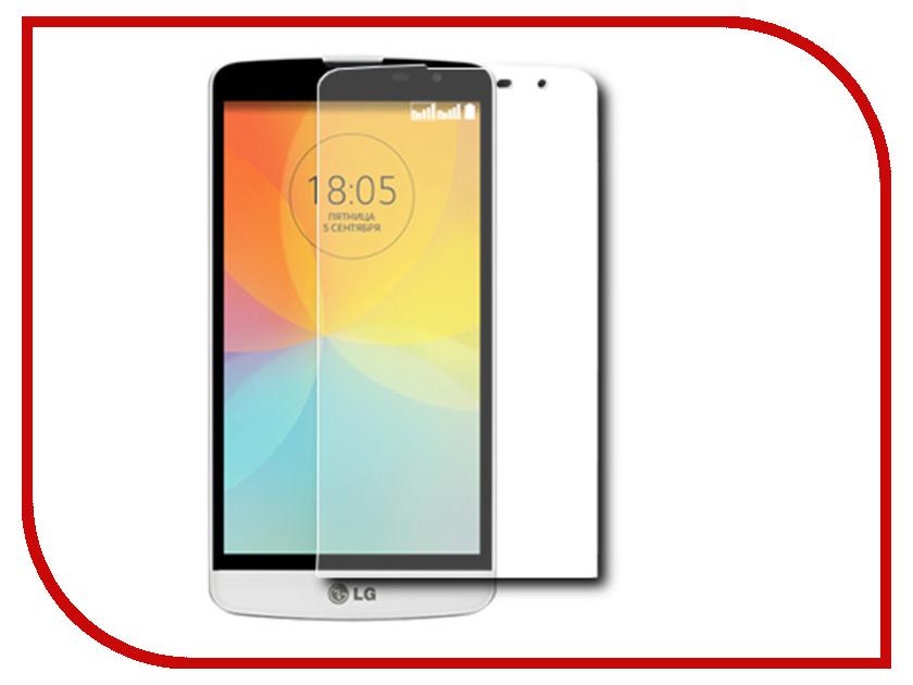 Аксессуар Защитная пленка LG L Bello D335 Media Gadget Premium прозрачная MG1080 аксессуар защитная пленка huawei ascend mate media gadget premium глянцевая