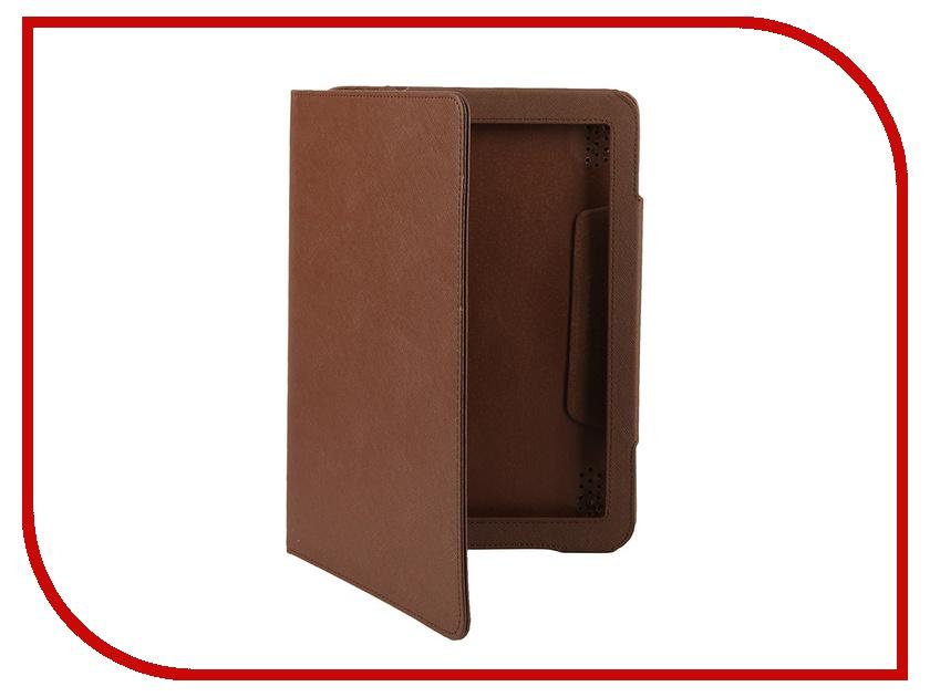 Аксессуар Чехол Acer Iconia Tab A3-A11/A10 IT Baggage поворотный иск. кожа Brown ITACA31-2<br>