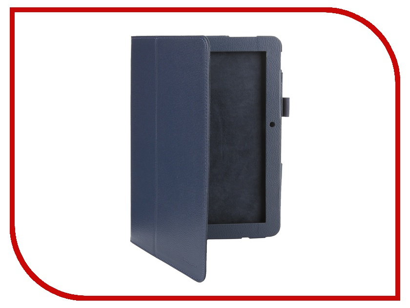 Аксессуар Чехол ASUS Transformer Pad TF103C/TF103CG IT Baggage иск. кожа Blue ITASTF1032-4
