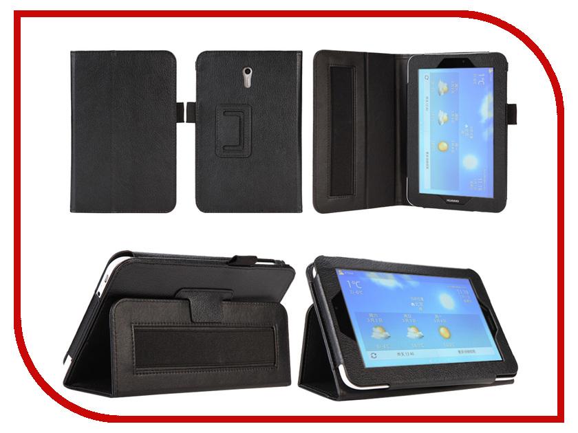 Аксессуар Чехол Huawei Media Pad 7 Youth 2 7.0 IT Baggage иск. кожа Black ITHMP7Y2-1