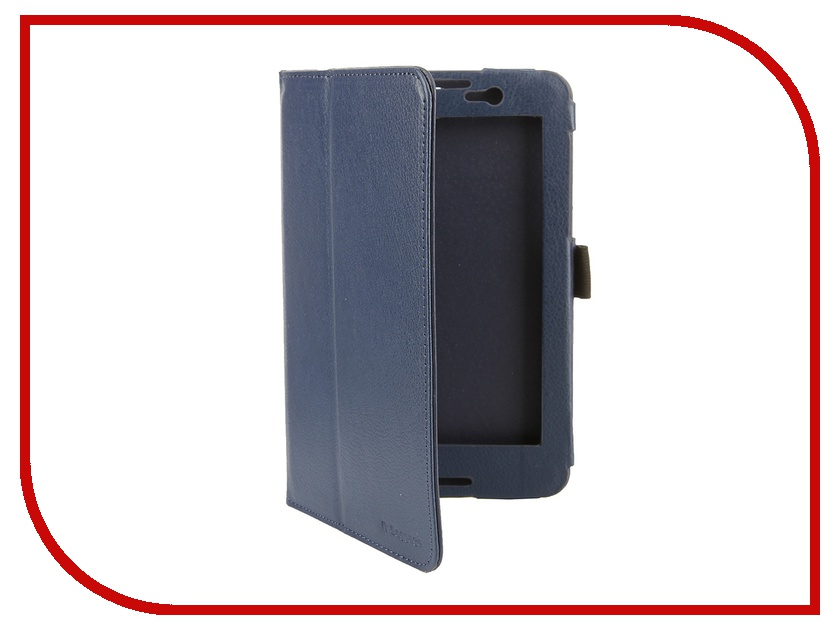 Аксессуар Чехол Lenovo Tab A7-50 A3500 7.0 IT Baggage иск. кожа Blue ITLNA3502-4