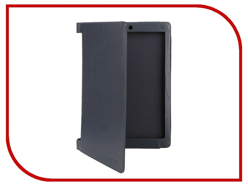 Аксессуар Чехол Lenovo Yoga Tablet 2 10 IT Baggage иск. кожа Blue ITLNY210-4 lenovo yoga tablet 10
