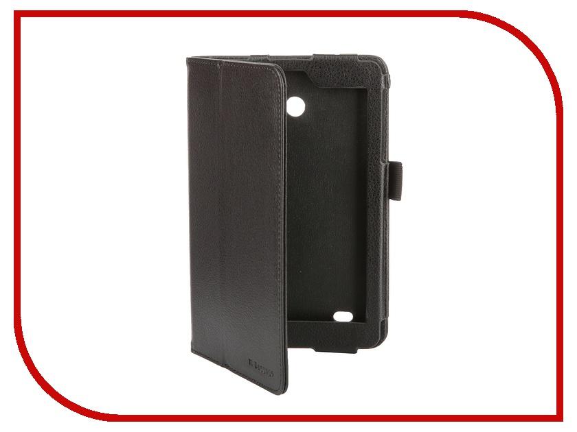 Аксессуар Чехол LG G Pad V400 7 IT Baggage иск. кожа Black ITLGG400-1