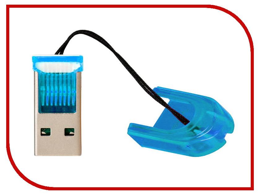 Карт-ридер SmartBuy SBR-710 Blue SBR-710-B
