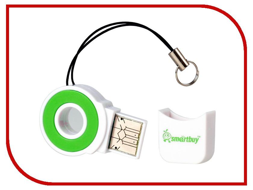 Карт-ридер SmartBuy SBR-708 Green SBR-708-G