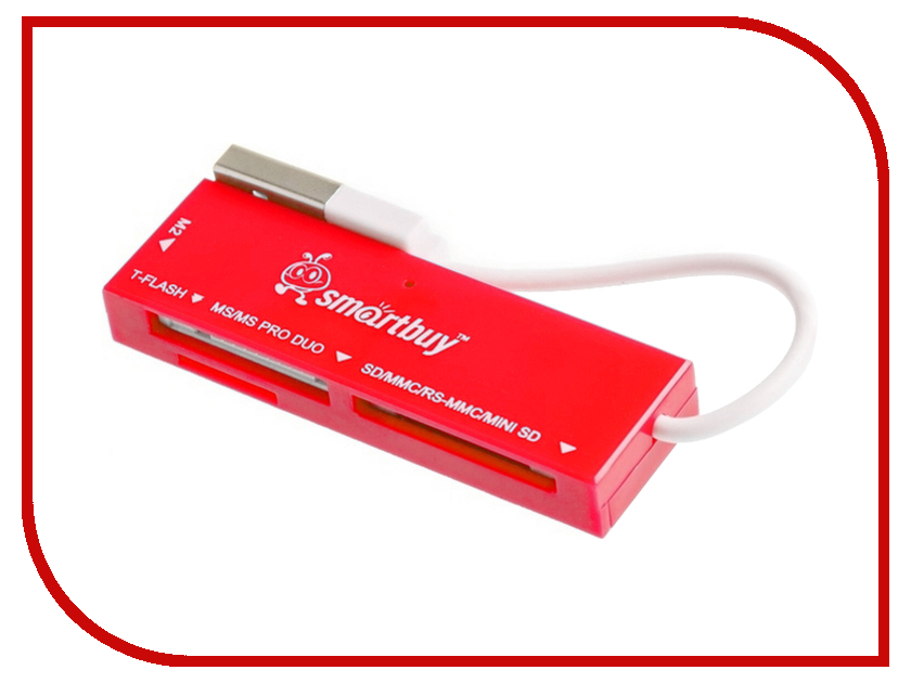 SmartBuy SBR-717 Red SBR-717-R<br>