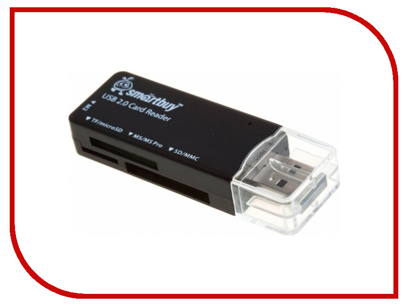 SmartBuy SBR-749 Black SBR-749-K