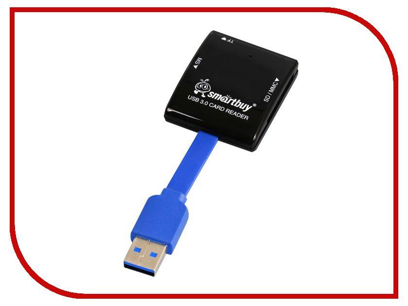 Карт-ридер SmartBuy SBR-700 Black SBR-700-K<br>