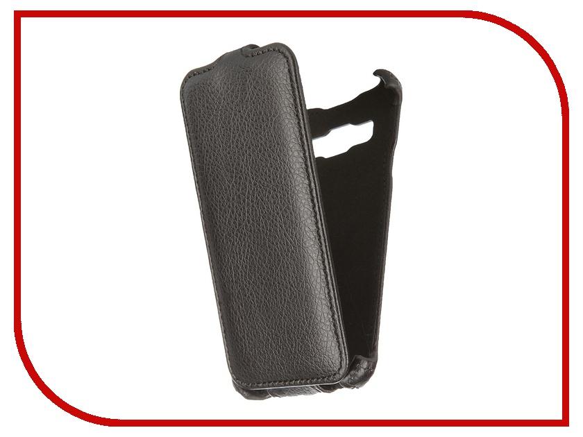 Аксессуар Чехол Samsung SM-A300F Galaxy A3 Gecko Black GG-F-SGA3-BL<br>
