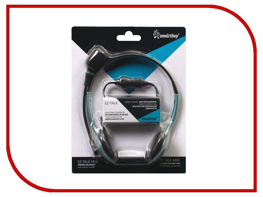 Гарнитура SmartBuy EZ-TALK MKII SBH-5300 Blue