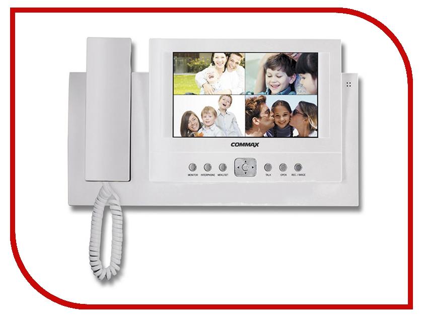 Видеодомофон Commax CDV-71BQS тест полоски ansett cdv anigen