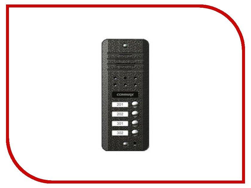 DRC-4DB  Вызывная панель Commax DRC-4DB