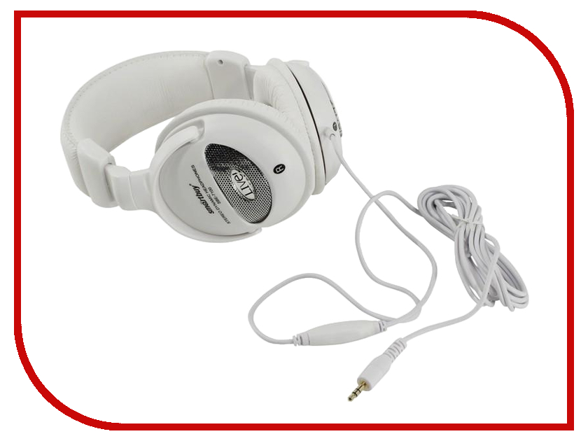 SmartBuy LIVE! White SBE-7100