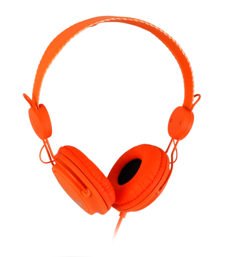 Наушники SmartBuy Trio Orange SBE-9110