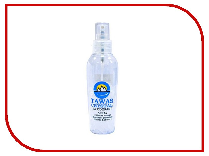 ���������� Tawas Crystal �������� ����� � ����������� 60�