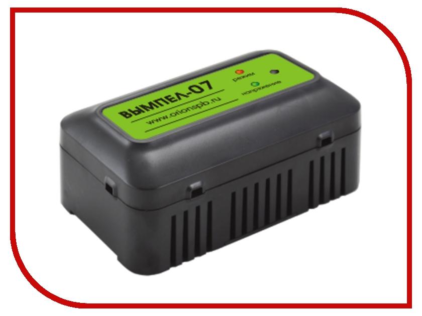 Зарядное устройство для автомобильных аккумуляторов Вымпел 07<br>