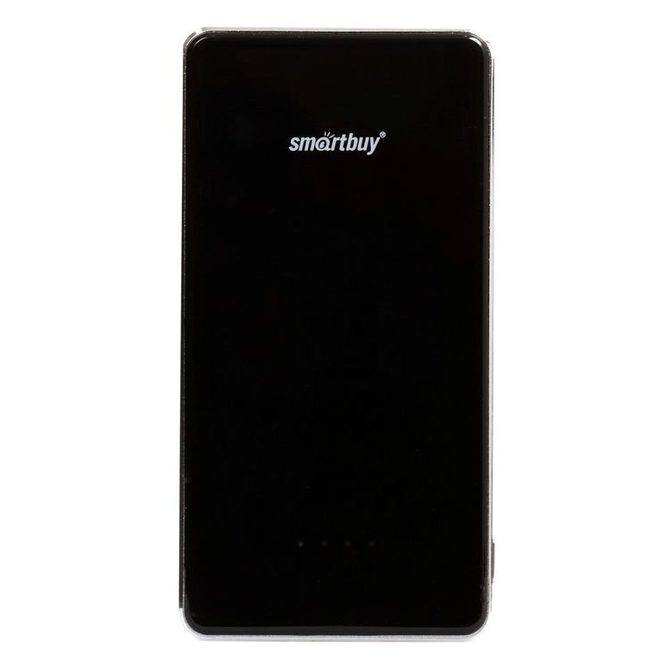 Аккумулятор SmartBuy Power Bank X-6000 6000 mAh SBPB-6010 Black