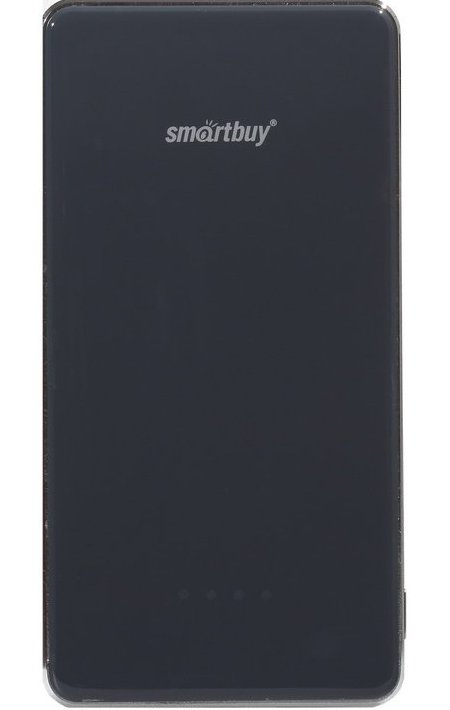 Аккумулятор SmartBuy Power Bank X-6000 6000 mAh SBPB-6020 Grey