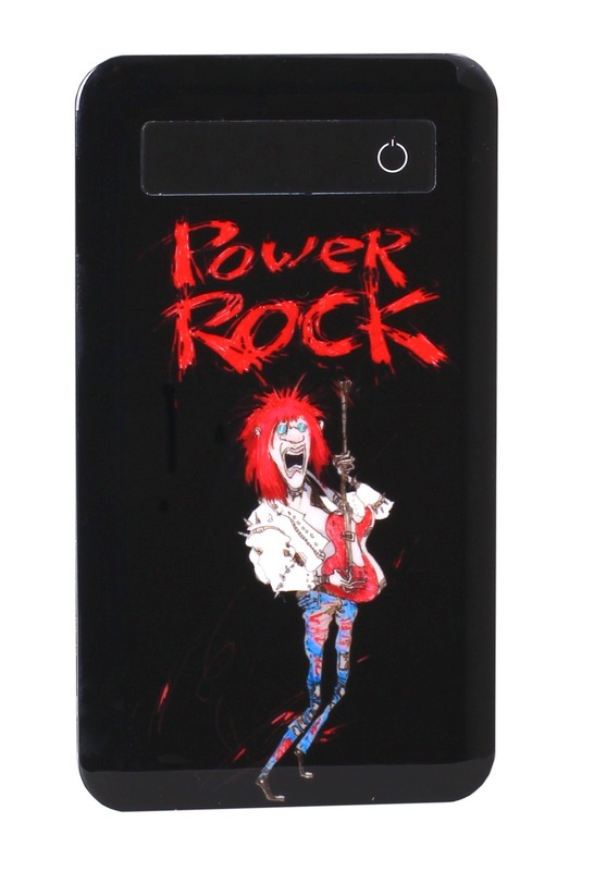 Аккумулятор SmartBuy Power Bank Power Rock 4500 mAh SBPB-4010