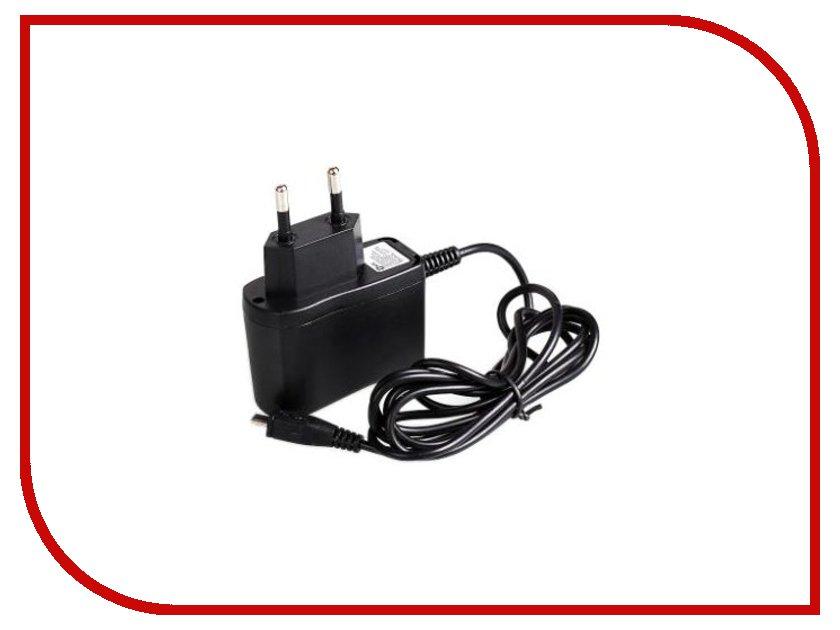 Зарядное устройство SmartBuy EZ-CHARGE MicroUSB 1А 1.5m Black SBP-1050