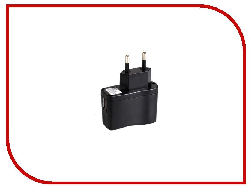 Зарядное устройство SmartBuy EZ-CHARGE USB 1А Black SBP-1000