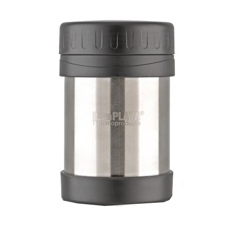 Термос La Playa Food Container JMG 350ml Silver 560036