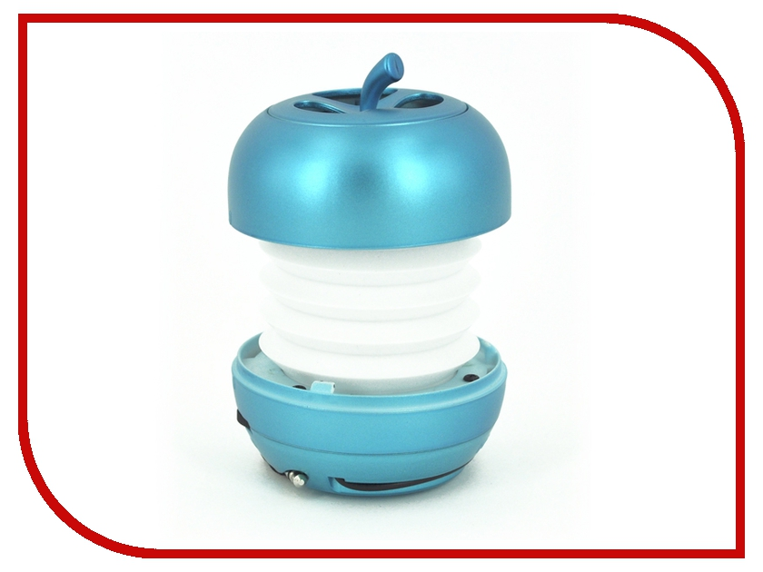 Колонка Little Big Sound MiniSPEAKER v.3 Blue<br>