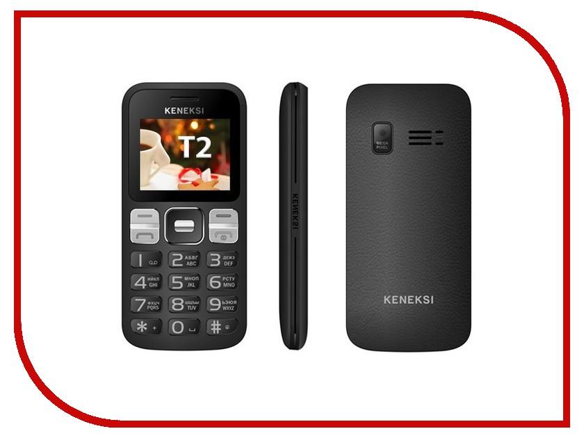 Сотовый телефон KENEKSI T2 Black