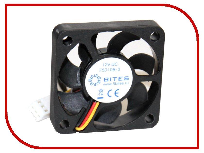 Вентилятор 5bites F5010B-3 50mm браун вт 5010