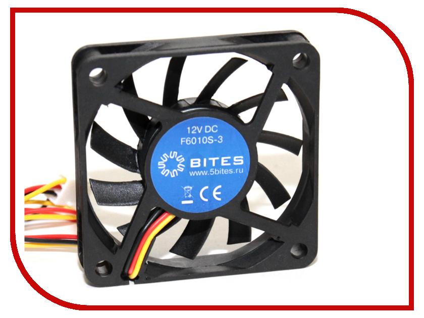 Вентилятор 5bites F6010S-3 60mm<br>