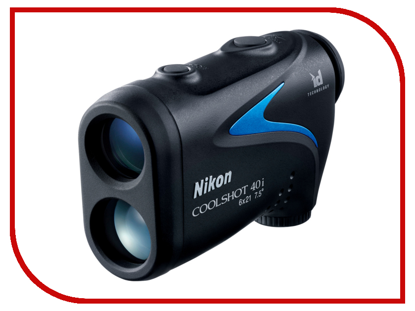 Дальномер Nikon Coolshot 40i