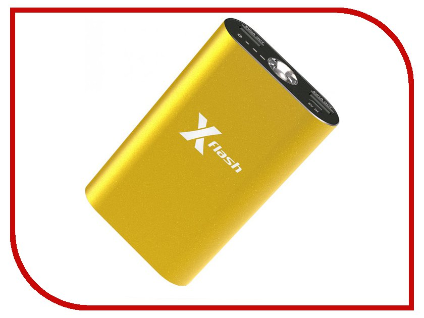 Аккумулятор X-flash XF-PB75-2A7500mAh 46782 лаки для ногтей golden rose лак для ногтей ice color 2 штуки тон 156