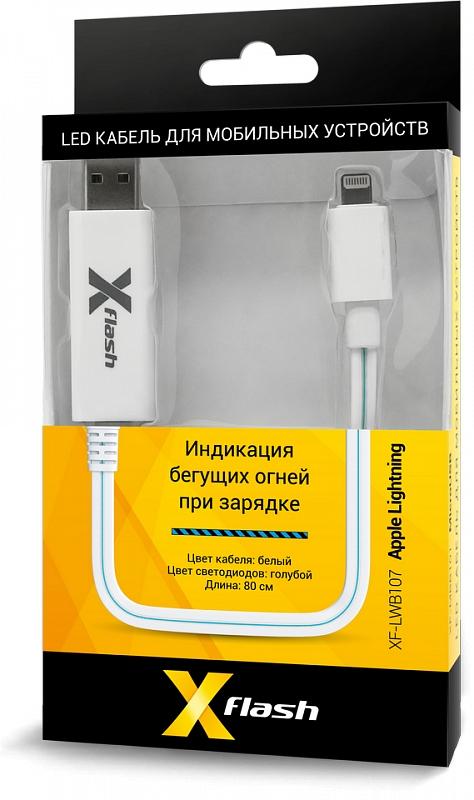 Аксессуар X-flash USB for iPhone 5 / 5S XF-LWB107 45570