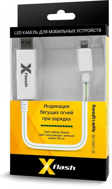 Аксессуар X-flash USB for iPhone 5 / 5S XF-LWG108 45587