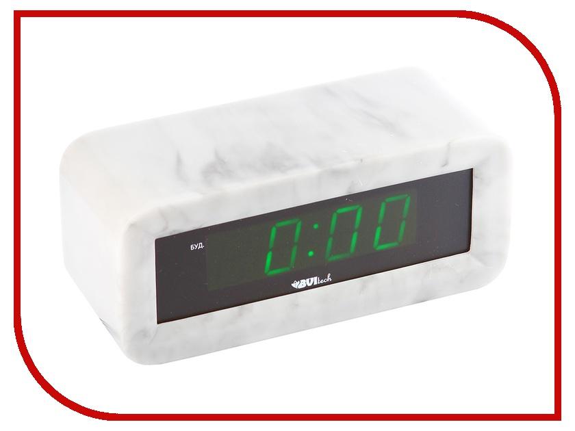 Часы настольные BVItech BV-18GGM Green Marble<br>