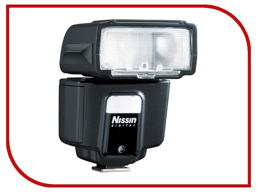 Вспышка Nissin i-40 for FujiFilm цены онлайн