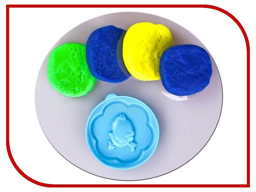 Набор для лепки Color Puppy 4 цвета 170г 63773 Тесто для лепки<br>