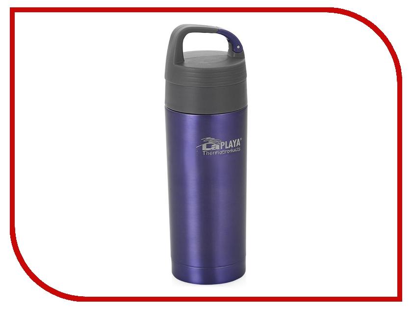 Термокружка La Playa Carabiner Thermo Drink Mug 350ml Violet 4020716000855